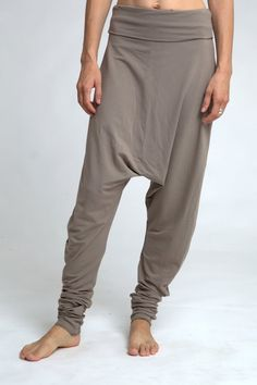 Winter Harem Pants by duende74 on Etsy