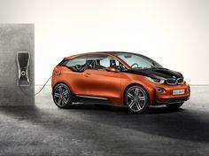 BMW i3 Coupe - Car HD Wallpaper