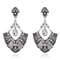 Mazz2 Bohemian Crystal Drop Earring