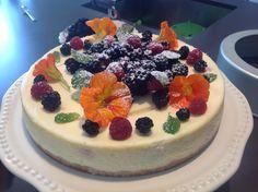 Nina's birthday cake made by Ludmila Korol