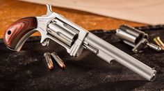 Tested: North American Arms Sidewinder Revolver