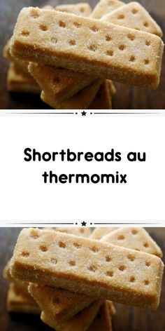 Dessert Thermomix, Desserts With Biscuits, Shortbread Biscuits, Kids Health, Children Health, Macarons, Christmas Cookies, Delicious Desserts, Cooking