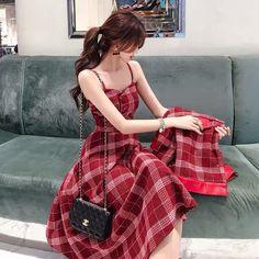 Korean Fashion Dress, Ulzzang Fashion, Kpop Fashion Outfits, Girls Fashion Clothes, Korean Outfits, Girly Outfits, Cute Fashion, Classy Outfits, Pretty Outfits