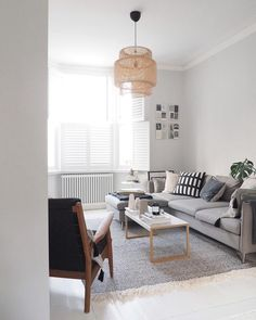 Light filled Scandi