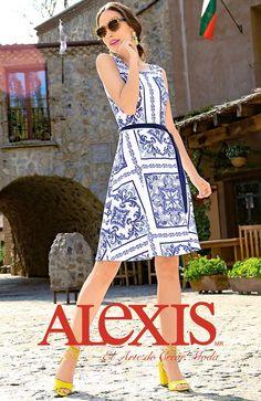 http://alexis.com.mx/  ¡Lunes exitoso, inicia con la mejor actitud y triunfaras! #Dress #vestido #FelizLunes #fashion #moda #Mexico #exito