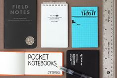 Pocket+Notebooks:+Get+Off+to+a+Fresh+Start