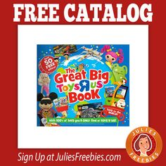 Free 2015 Toys R Us Holiday Catalog