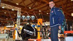 Suzuki Italia con il suo Fishing Team al Pescare Show 2020 - News - NAUTICA REPORT