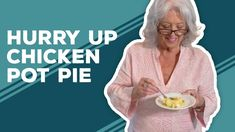 Pulled Pork Nachos, Homemade Chicken Pot Pie, Kitchen Aid Recipes, Best Dishes, Main Dishes, Biscuit Mix, Pie Recipes, Paula Deen