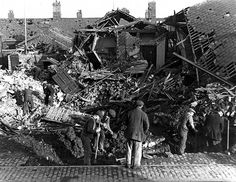 The Blitz, Sunderland, Back In Time, Newcastle, Old Photos, Past, Public Libraries, River, Explore