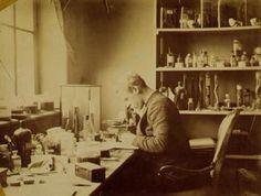 nansen -in his study