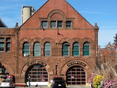 Boston Fire Station -- by rabinal on Flickr -- http://www.flickr.com/photos/rabinal/6441015489