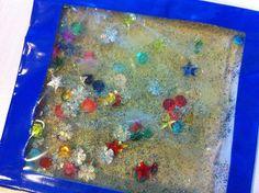 sensory bag Sensory Rooms, Baby Sensory, Sensory Bins, Sensory Activities, Sensory Play, Activities For Kids, Reggio Emilia, Play To Learn, Toddler Preschool