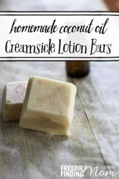 DIY Beauty Care: Homemade Coconut Oil Creamsicle Lotion Bars - Homemade Coconut Oil Creamsicle Lotion Bars – Moisturize your skin without chemicals and unnatura - Homemade Coconut Oil, Coconut Oil Uses, Coconut Lotion, Coconut Hair, Belleza Diy, Tips Belleza, Lotion Bars Diy, Diy Beauty Care, Beauty Tips