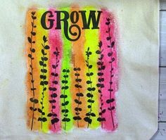 Art Therapy Textile