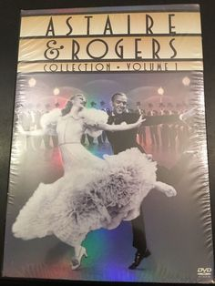 Astaire & Rogers Collection DVD 2005 5-Disc Set Volume 1 NEW Sealed  | eBay