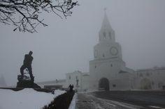 Красивая Казань