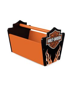 Take a look at this Harley-Davidson Toy Caddy by KidKraft on #zulily today!