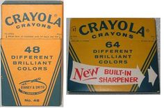 Loved Crayola Crayons, especially the 64 count box! Niece And Nephew, School Days, Orange Yellow, Red Green, Vintage Toys, Childhood Memories, Nostalgia, Crayons, My Love