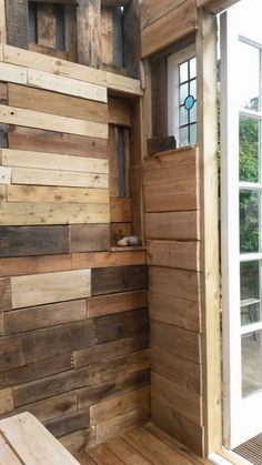 Pallet Summer House Sheds, Cabins & Playhouses