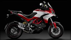 The 2013 Ducati Multistrada 1200S Pikes Peak Special Edition is a faithful replica of the Multistrada that has been victorious in the prestigious PPIHC three years running. Based on the S version, it includes all the elements typical of Ducati's spo