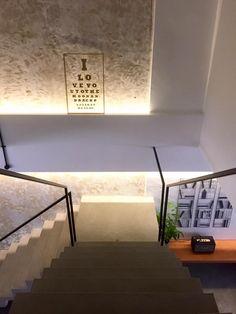 minimalist, raw, cement wall