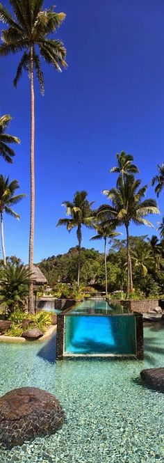 Laucala Island, Fiji. I want to go see this place ...