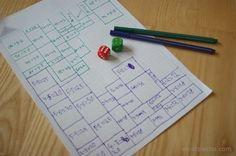 Matematyczna gra ćwicząca tabliczkę mnożenia