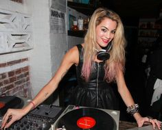 DJ Chelsea Leyland is the latest Friend of Kanon