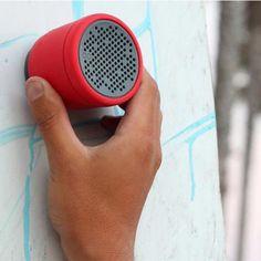 BOOM SWIMMER Outdoor-Lautsprecher mit Bluetooth - Rot - buy it on fablife.de