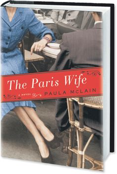 The Paris Wife...a great read if you love Hemingway and those heady days in Paris with Fitzgerald, Stein and the crowd.