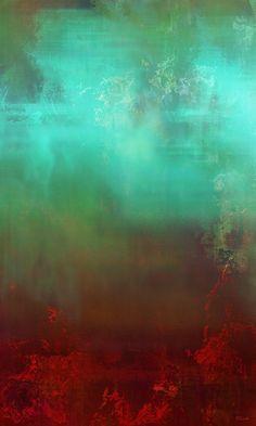 "Abstract Art ""Aurora"" by Jaison Cianelli.  http://www.cianellistudios.com #abstractart"