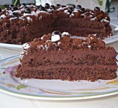 Italian Desserts, Sponge Cake, Biscotti, Let Them Eat Cake, Nutella, Cooking Recipes, Ice Cream, Sweets, Candy