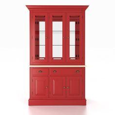 Customizable 48 Inch Buffet & Hutch China Cabinet St. Cloud, Willmar, Alexandria, Minnesota Furniture Store - Hennen Furniture