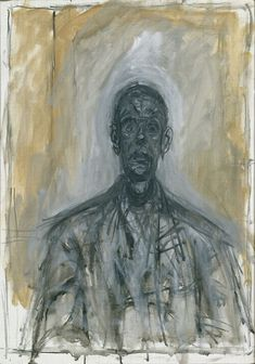 giacometti paintings portrait of diego - Google Search