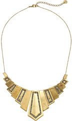 House of Harlow 1960 Spire Deco Necklace