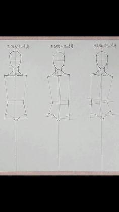 Fashion Illustration Poses, Fashion Illustration Tutorial, Fashion Drawing Tutorial, Fashion Figure Drawing, Fashion Model Drawing, Fashion Drawing Dresses, Fashion Design Sketchbook, Fashion Design Drawings, Fashion Sketches