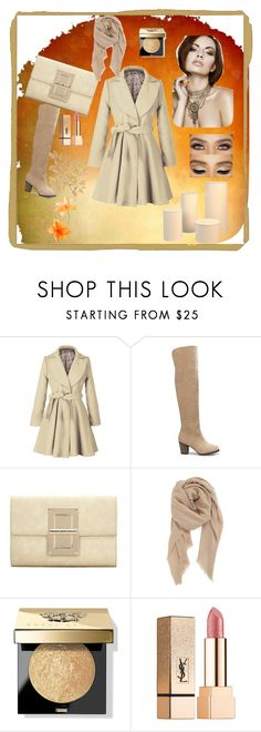 """""""Fashion"""" by deyanafashion ❤ liked on Polyvore featuring BP., Bobbi Brown Cosmetics, Yves Saint Laurent, romwe, rosegal, yoins, loveyoins and zaful"""