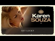 ▶ Get Lucky - Karen Souza - YouTube ~ love this sound