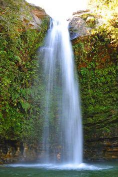 Cachoeira do Abade , Pirenópolis-GO - Brazil