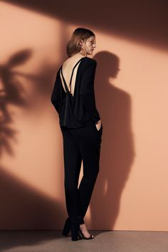Issa | Pre-Fall 2014 Collection |  I'm a sucker for blouses like this one