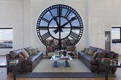 Old Clock Tower Transformed Into a Penthouse On Sale For $18 Million | Bored Panda