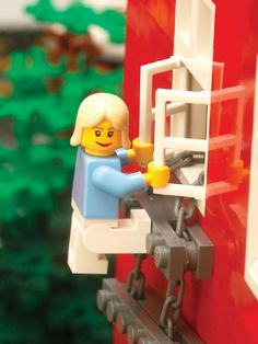 Fire Safety Tips from Lego - iVillage