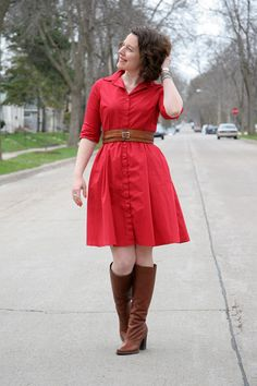clearly not all shirtdresses are created equal.  (read: this one is awesome.)