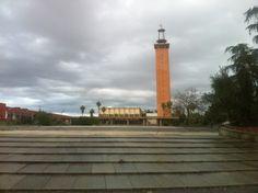 Universidad Pablo de Olavide in Dos Hermanas, Andalucía