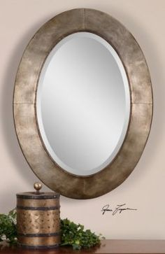 Superbe Kayenta Oval Wall Mirror, Essentialsinside.com (hand Forged Metal Frame  With A