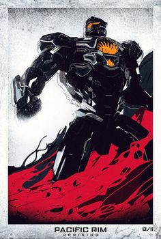 Click to View Extra Large Poster Image for Pacific Rim Uprising