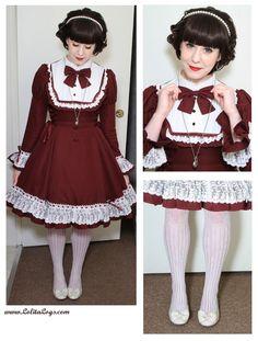 (1) classic lolita   Tumblr