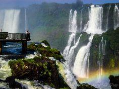 Iguazu Falls by Mario Dias on 500px #500px #falls #iguazufalls #cataratas