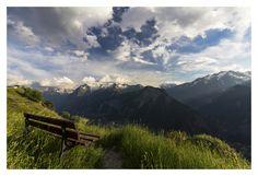 Franse Alpen - Le Bourg-d'Oisans